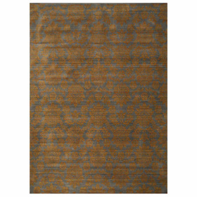 Eastern Rugs Machine-Made Transitional Floral Himalaya Area Rug