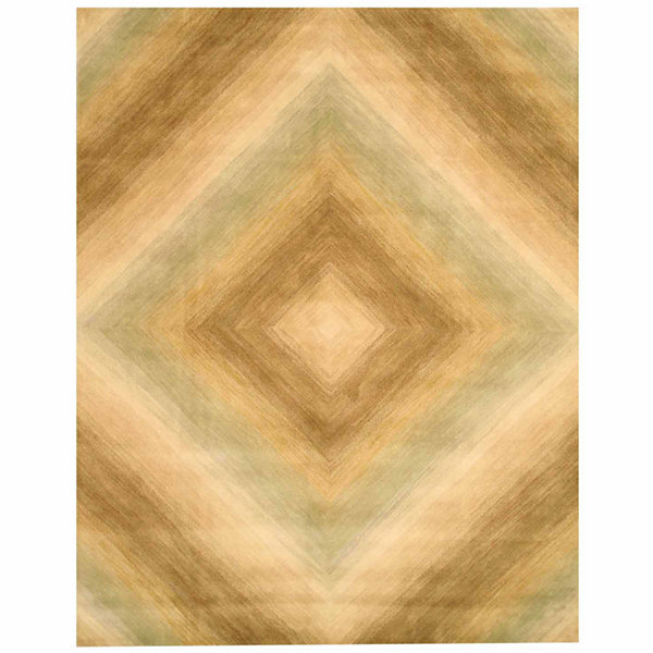 Eastern Rugs Hand-tufted Contemporary Abstract Tufetd Sands Rug