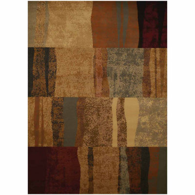 United Weavers Affinity Collection Shadows Rectangular Rug