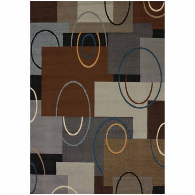 United Weavers Manhattan Collection Oshi Rectangular Rug