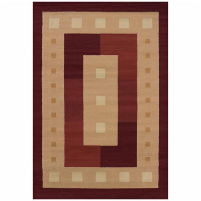 United Weavers Manhattan Collection Time Square Rectangular Rug