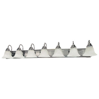 Filament Design 7-Light Polished Chrome Bath Vanity