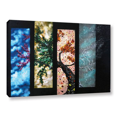 Brushstone A Life Gallery Wrapped Canvas Wall Art