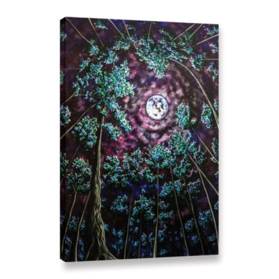 A Midsummer's Night Dream Gallery Wrapped Canvas Wall Art