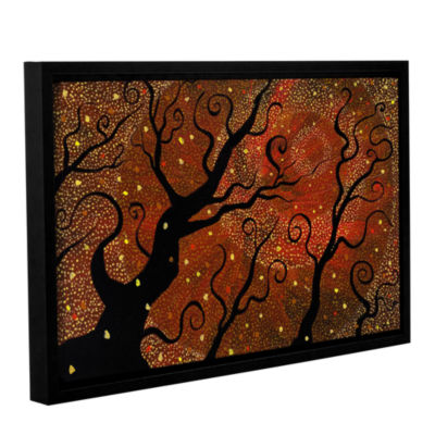 Brushstone A New Way Gallery Wrapped Floater-Framed Canvas Wall Art