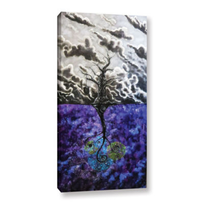 Brushstone Choose Your Illusion Gallery Wrapped Canvas Wall Art