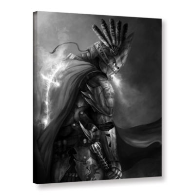 Brushstone Christ Within 2 Gallery Wrapped CanvasWall Art