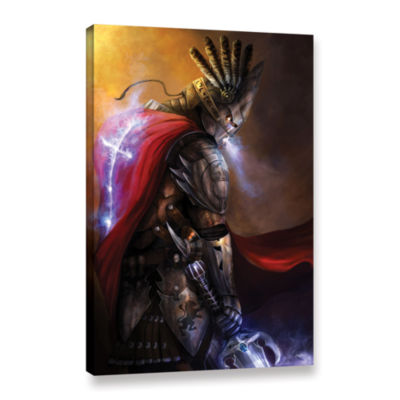 Brushstone Christ Within Gallery Wrapped Canvas Wall Art