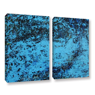 Brushstone Cosic Wind 2-pc. Gallery Wrapped CanvasWall Art
