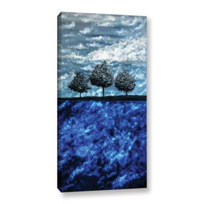 Brushstone Beauty in the Breakdown Gallery WrappedCanvas Wall Art