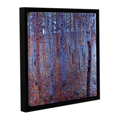 Brushstone Beeche Forest Gallery Wrapped Floater-Framed Canvas Wall Art