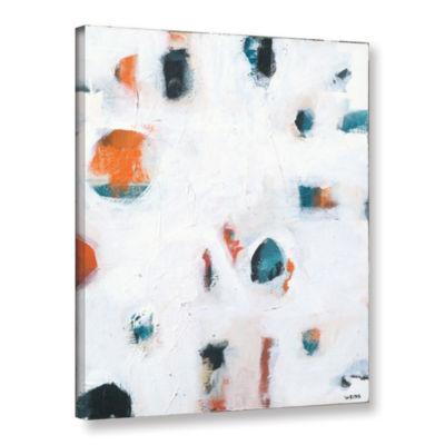 Brushtone Foam Ii Gallery Wrapped Canvas Wall Art
