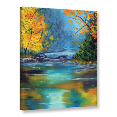 Brushstone Assurance Gallery Wrapped Canvas Wall Art