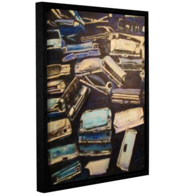 Brushstone Ancestors Gallery Wrapped Framed CanvasWall Art