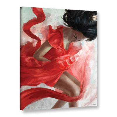 Brushstone Dissension Gallery Wrapped Canvas WallArt