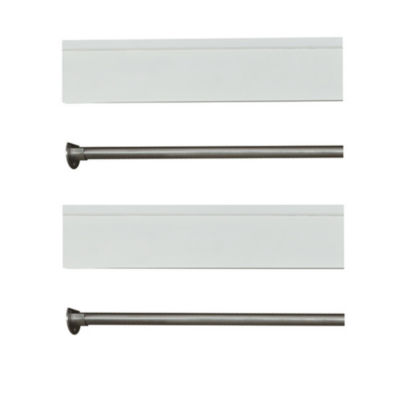 French Heritage Upper Cabinet Closet Storage System Component