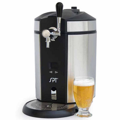 SPT BD-0538: Mini Kegerator & Dispenser