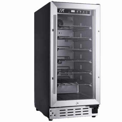 SPT WC-3302US: 33-Bottle Under-Counter Wine Cooler Commercial Grade