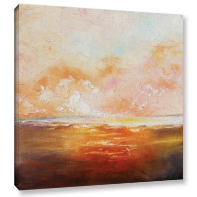 Brushstone Eclipsed By Glory Gallery Wrapped Canvas Wall Art