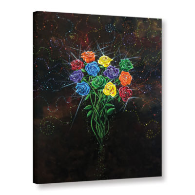 Brushstone Enchanted Gallery Wrapped Canvas Wall Art