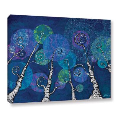 Brushstone Atlantis Arbor Gallery Wrapped Canvas Wall Art