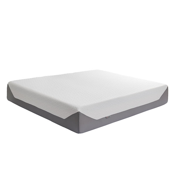 Corliving Sleep Collection 14 Medium Firm Memory Foam Mattress