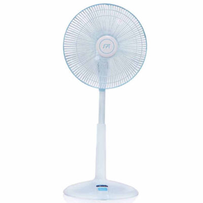 "SPT SF-1468: 14"" Remote Control Standing Fan"