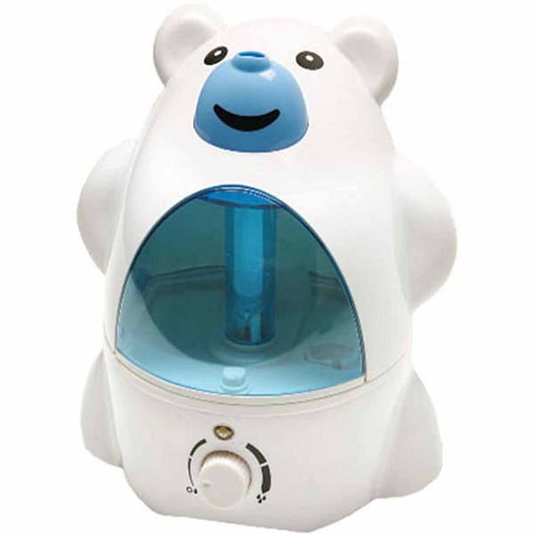 SPT SU-2031: Polar Bear Ultrasonic Humidifier