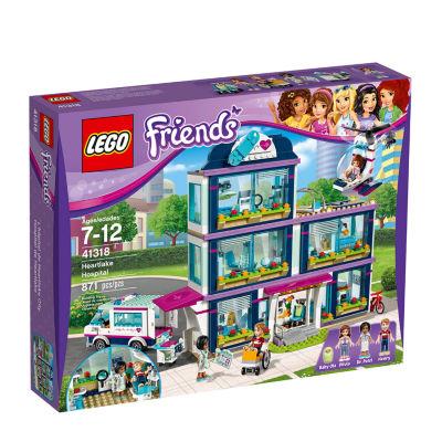 LEGO Friends Heartlake Hospital 871 Pieces