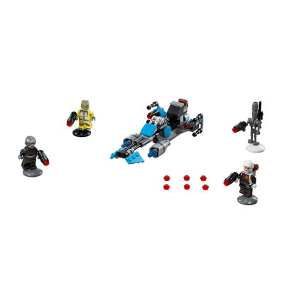 LEGO Star Wars Bounty Hunter Speeder Bike™ Battle Pack 75167