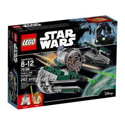 LEGO Star Wars Yoda's Jedi Starfighter™ 75168