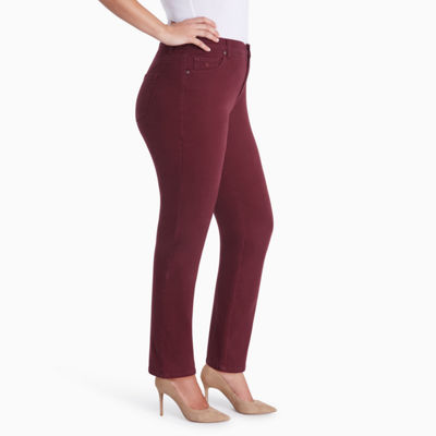Gloria Vanderbilt Relaxed Fit Jeans-Plus