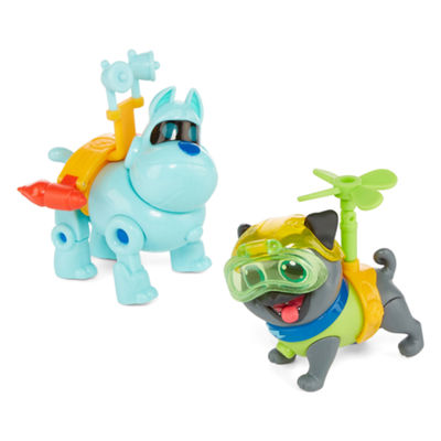 Disney 1 Pair Puppy Dog Pals Action Figure