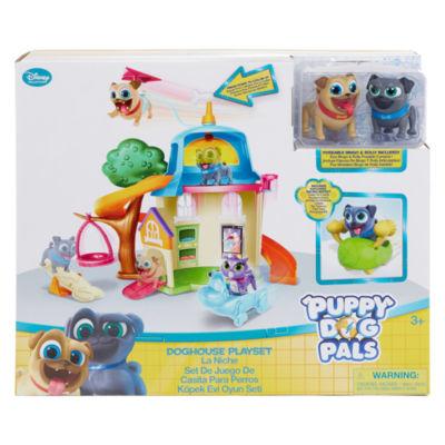 Disney 6-pc. Puppy Dog Pals Toy Playset - Unisex