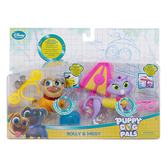 Disney Collection Collection  2-Pc. Puppy Dog Pals Action Figure