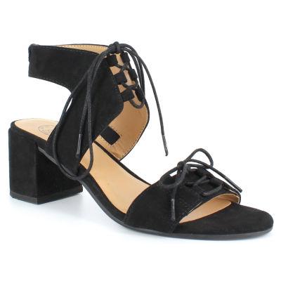 Dolce By Mojo Moxy Womens Elizabeth Heeled Sandals