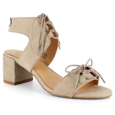 Dolce By Mojo Moxy Elizabeth Womens Heeled Sandals