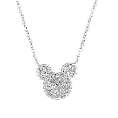 Disney Disney Womens Clear Silver Over Brass ugVep