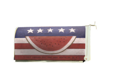 LANG Red White & Blue Mailbox Cover (3212024)
