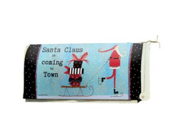 LANG Santa Claus Mailbox Cover