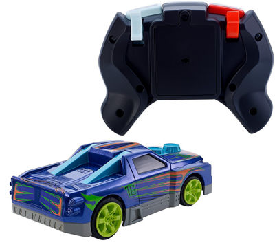 Hot Wheels ai Turbo DIESEL Car & Controller
