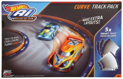 Hot Wheels ai Curve Track Pack Accessory