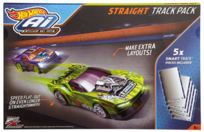 Hot Wheels ai Straight Track Pack Accessory