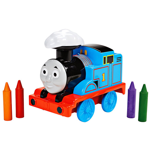 Fisher-Price My First Thomas & Friends Thomas Bath Crayons