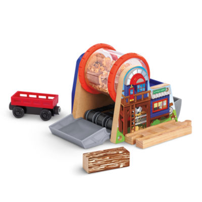 Fisher-Price Thomas the Train Wooden Railway WoodChipper