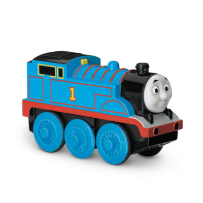 Fisher-Price Thomas & Friends Wooden Railway Train Thomas - Battery Operated Train