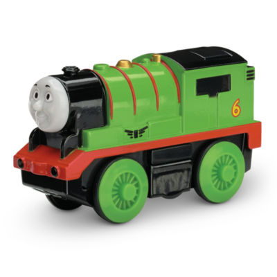 Fisher-Price Thomas & Friends Wooden Railway Train Percy