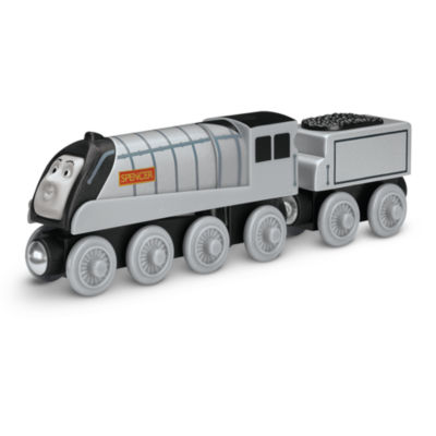 Fisher-Price Thomas & Friends Wooden Railway Talking Spencer