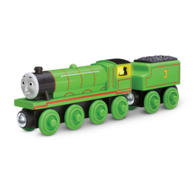 Fisher-Price Thomas & Friends Wooden Railway Light-up Reveal Henry