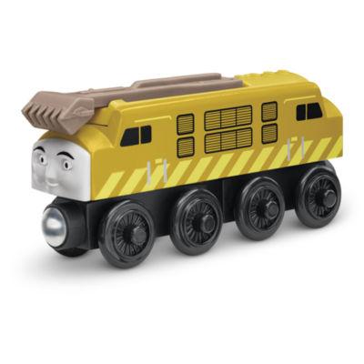 Fisher-Price Thomas & Friends Wooden Railway Diesel 10
